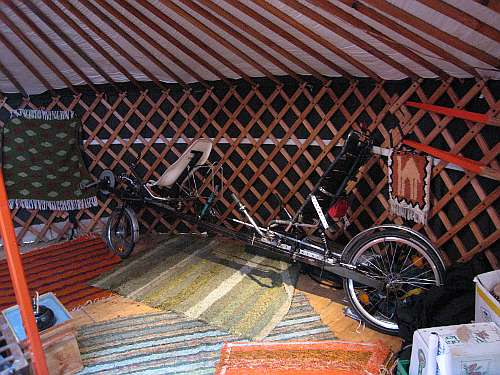 fits in a yurt